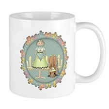 County Girl and Donkey Mug