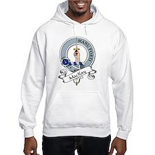 MacKay Clan Badge Hoodie