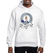 MacKay Clan Badge Jumper Hoody