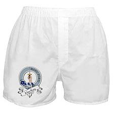 MacKay Clan Badge Boxer Shorts