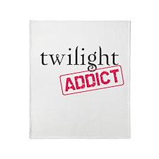 Twilight Addict Throw Blanket