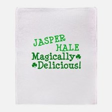 Jasper Magically Delicious Throw Blanket