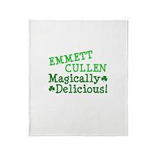 Emmett Magically Delicious Throw Blanket