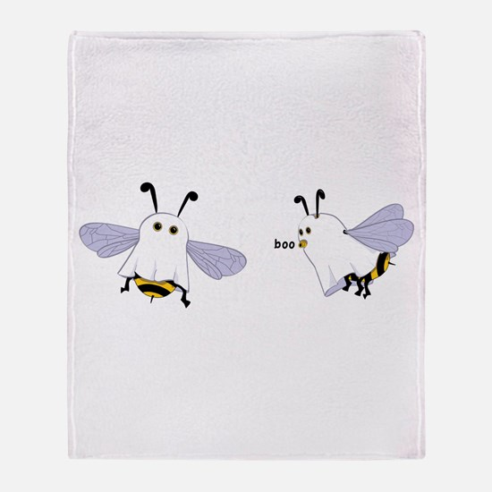 Boobee's Are Your Friends Throw Blanket