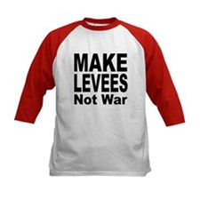 Make Levees Not War (Front) Tee