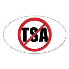 No TSA Decal