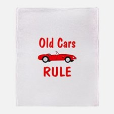 Cars Throw Blanket