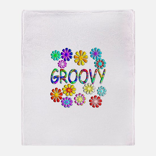 Groovy Throw Blanket