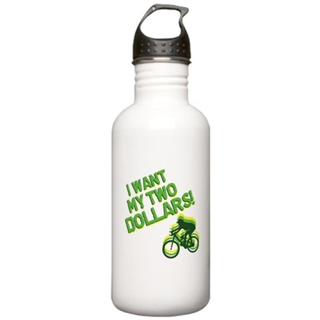 Better Off Dead Stainless Water Bottle 1.0L