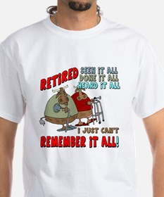Retirement Memory Shirt