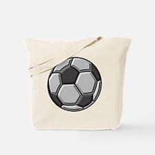 Soccer Impressions Tote Bag