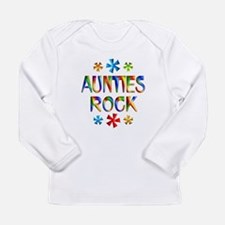 Auntie Long Sleeve Infant T-Shirt