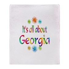 Georgia Throw Blanket
