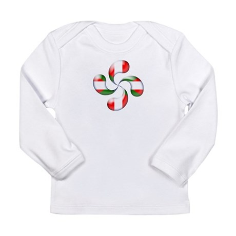 Basque Candy Long Sleeve Infant T-Shirt