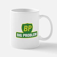 BP Oil Spill Vintage Green Mug