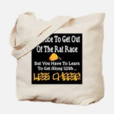 Rat Race Retirement Tote Bag