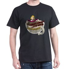 Retirement Coffee Break T-Shirt