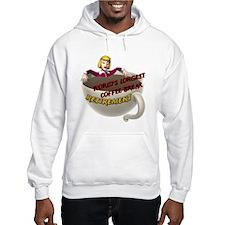 Retirement Coffee Break Hoodie
