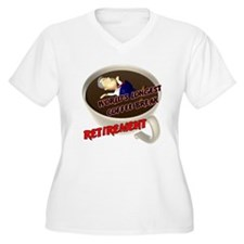 Retirement Coffee Break T-Shirt