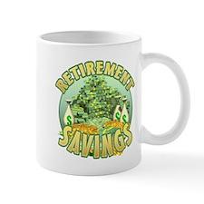 Retirement Savings Mug