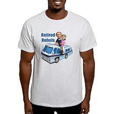 Retired Rebels T-Shirt