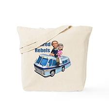 Retired Rebels Tote Bag