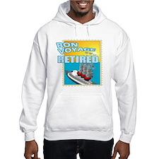 Retirement Travel Hoodie