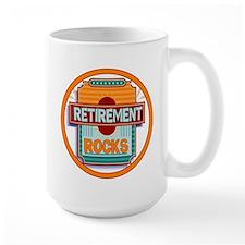 Retirement Rocks Mug