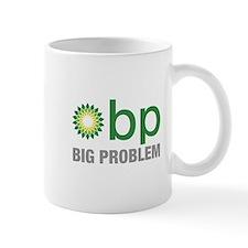 BP Oil Spill New 2 Small Mug