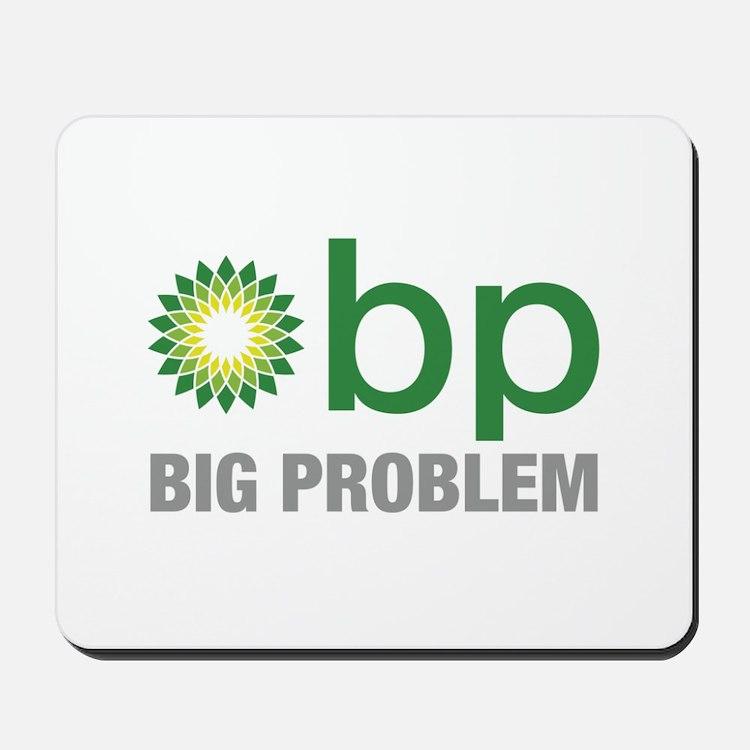 BP Oil Spill New 2 Mousepad