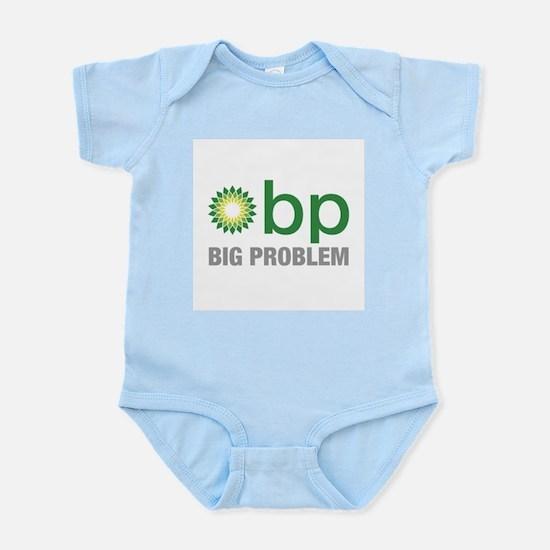 BP Oil Spill New 2 Infant Bodysuit