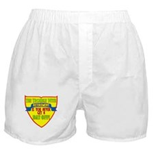 Retirement Days Boxer Shorts