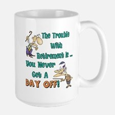 Retirement Days Mug