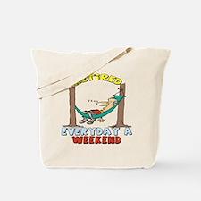 Retirement Days Tote Bag
