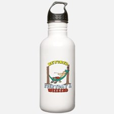 Retirement Days Water Bottle