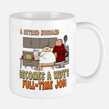 Retired Husband Mug