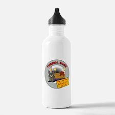 Retirement Funeral Home Water Bottle