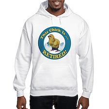 Retired Chick Hoodie