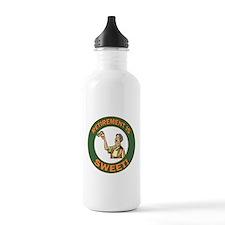Retirement Is Sweet Water Bottle