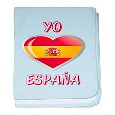 Unique Espanol baby blanket