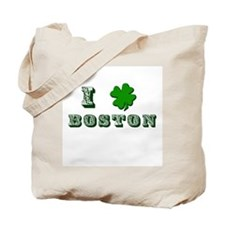 St Patricks Boston Tote Bag