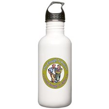 Old Enough To Retire Water Bottle