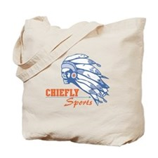 Unique Chief illini Tote Bag