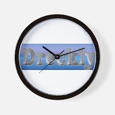 Cornish Wall Clock