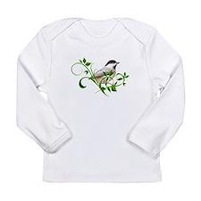 Chickadee Long Sleeve Infant T-Shirt