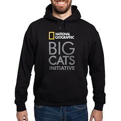 Big Cats Initiative Hoodie (dark)