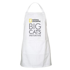 Big Cats Initiative Apron