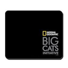 Big Cats Initiative Mousepad