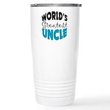 Worlds Greatest Uncle Travel Mug