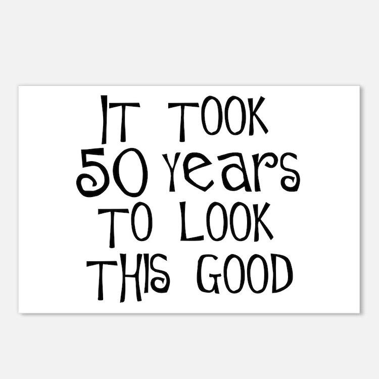 50Th Birthday Sayings 50th Birthday Sayings Postcards